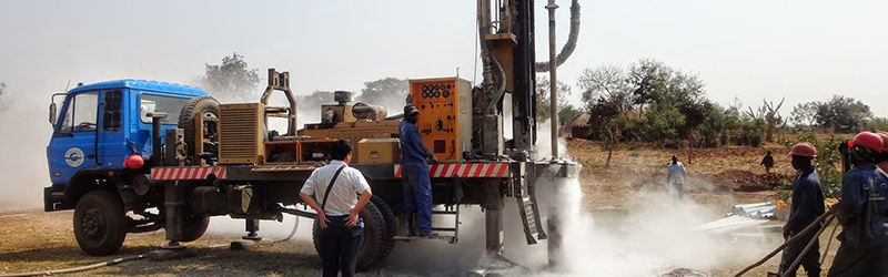 water well drilling contractors