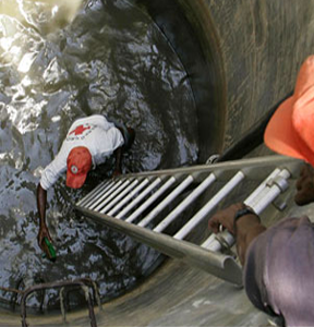 water well cleaning