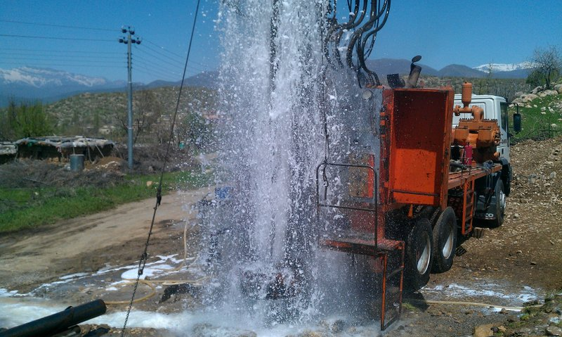 water well drilling company